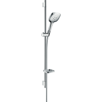 Душевой набор hansgrohe Raindance Select E 150 3jet/Unica S Puro 90, хром 27857000