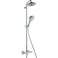 Душова система hansgrohe Raindance Select S 240 Showerpipe с термостатом 27116000
