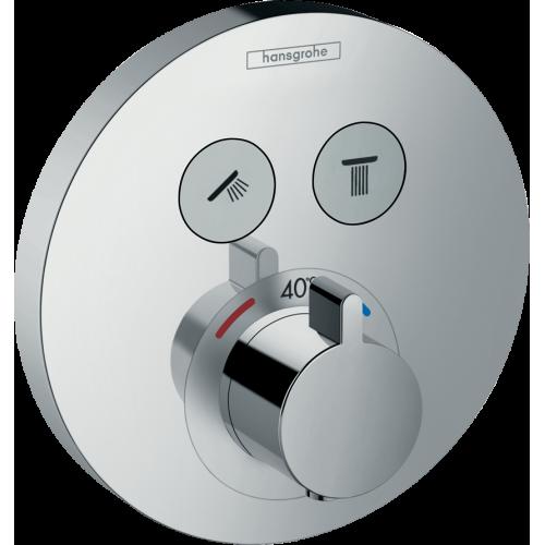фото - Термостат hansgrohe ShowerSelect S для душа 15743000