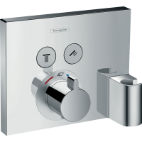 Термостат hansgrohe ShowerSelect для душа 15765000