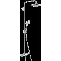 Душова система hansgrohe Croma Select E 180 з термостатом 27256400