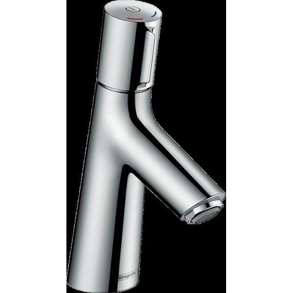 фото -  Смеситель hansgrohe Talis Select S для раковины без сливного гарнитура, хром 72041000
