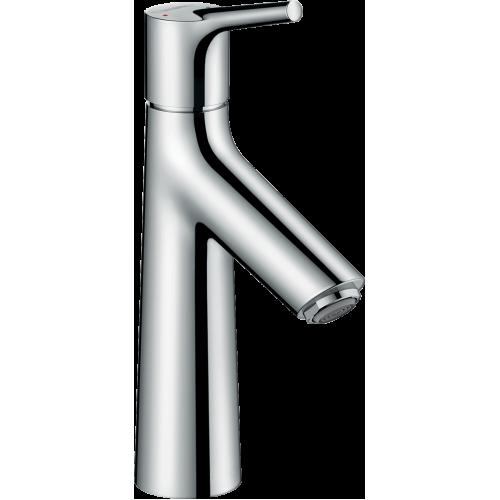 фото - Змішувач hansgrohe Talis S для раковини із середнім виливом без зливного набору, хром 72021000