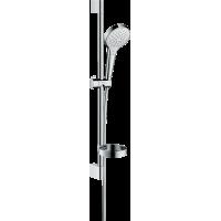 Душовий набір hansgrohe Croma Select S Vario та мильницею Casetta 26566400