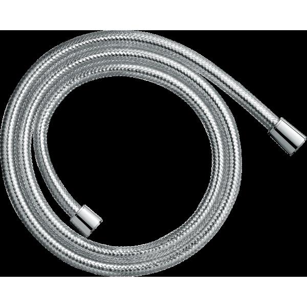 фото - Душевой шланг hansgrohe Comfortflex с защитой от перекручивания 160 см, хром 28168000