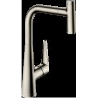 Змішувач hansgrohe Talis Select S для кухонної мийки 72821800