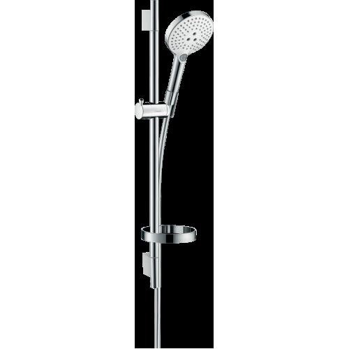 фото - Душевой набор hansgrohe Raindance Select S 120 3jet/Unica 26630400