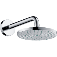 Верхний душ hansgrohe Raindance S 180 Air 1jet, хром 27476000