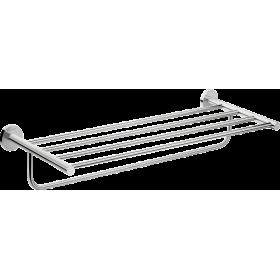 Полка для полотенец с держателем Hansgrohe Logis Universal 41720000, 600 мм
