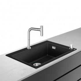 Кухонный комплект hansgrohe C51-F660-07, хром 43218000