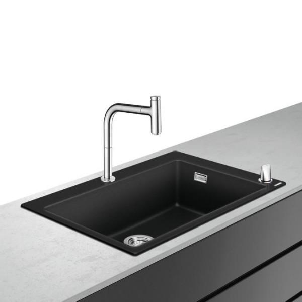 фото - Кухонный комплект hansgrohe C51-F660-07, хром 43218000