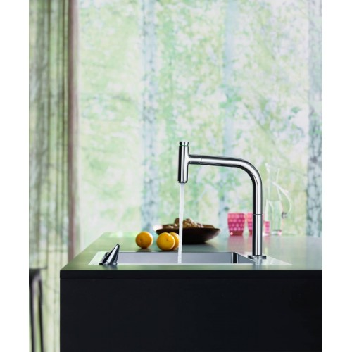 фото -  Кухонний комплект hansgrohe C71-F450-06, сталь 43201800
