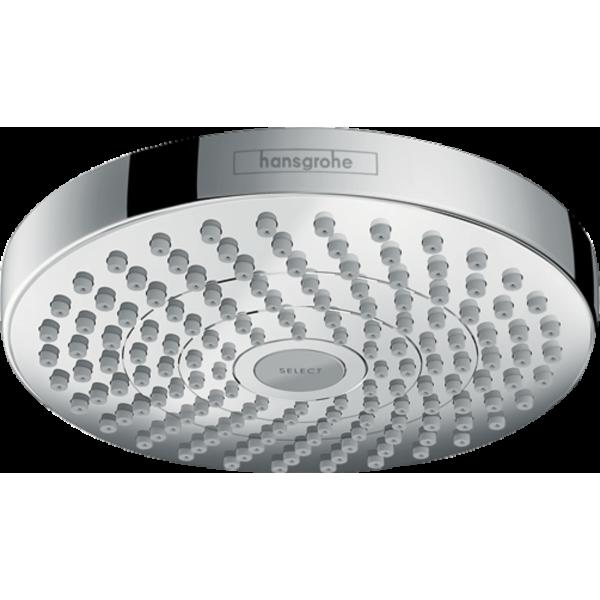 фото - Верхний душ hansgrohe Croma Select S 26522000
