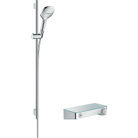 Душевой набор hansgrohe ShowerTablet Select 300/Raindance Select E 120 3jet/Combi 27027000