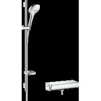 Душевой набор hansgrohe Ecostat Select/Raindance Select E 120 3jet/Combi 27039000