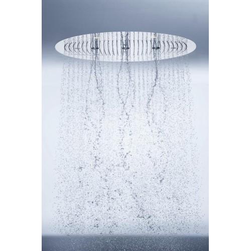 фото - Верхний душ hansgrohe Raindance Rainmaker Air 3jet 600 с подсветкой, хром 28404000