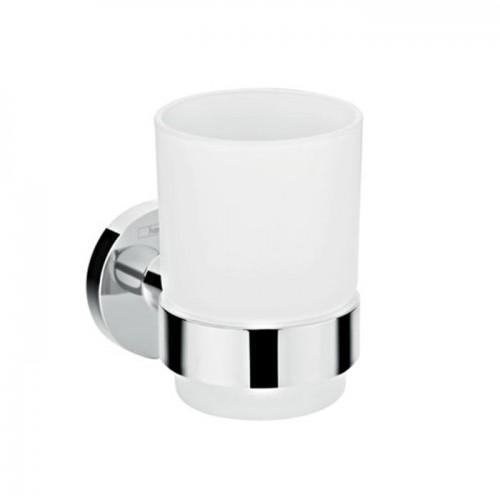 фото - Стаканчик для зубних щіток Hansgrohe Logis Universal 41718000