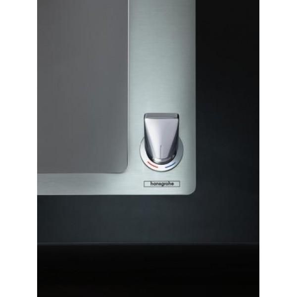 фото - Кухонный комплект hansgrohe C71-F660-08, сталь 43202800