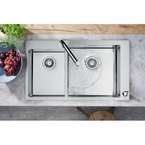 фото -  Кухонний комплект hansgrohe C71-F655-09, сталь 43206800