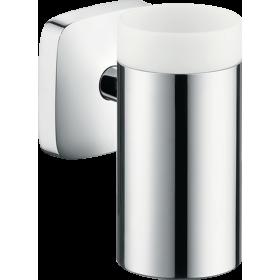 Стаканчик для зубних щіток керамічний hansgrohe PuraVida 41504000