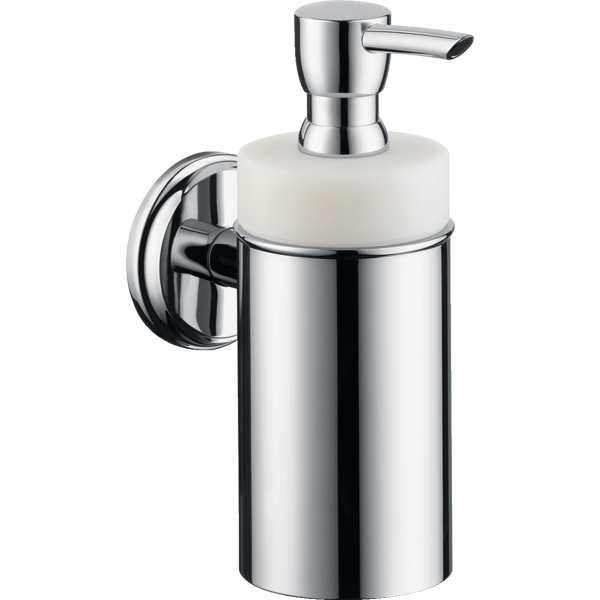 фото - Диспенсер для жидкого мыла hansgrohe Logis Classic 41614000