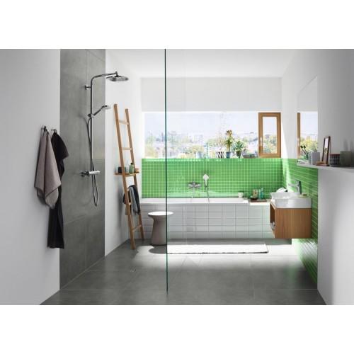 фото - Змішувач hansgrohe Novus для ванни одноважільний, хром 71040000
