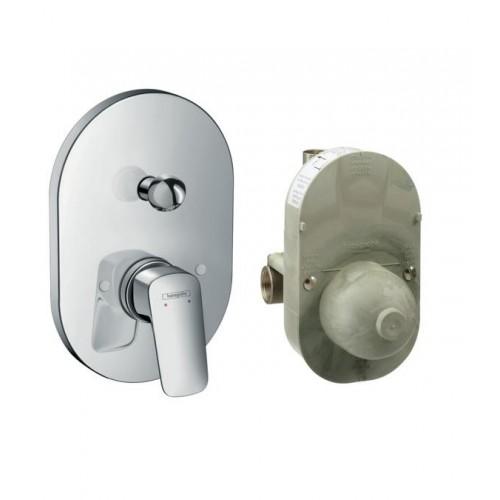 фото - Змішувач hansgrohe Logis для ванни 71409000