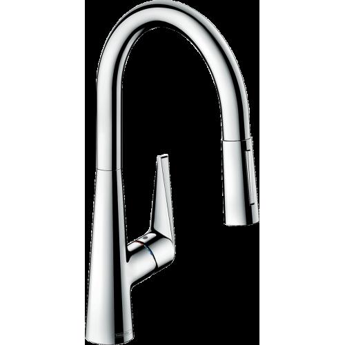 фото - Змішувач hansgrohe Talis S для кухонної мийки 72813000