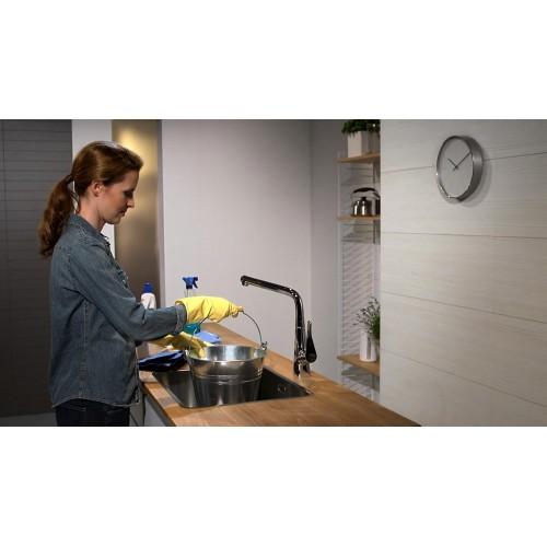 фото - Смеситель hansgrohe Metris для кухонной мойки 14822800