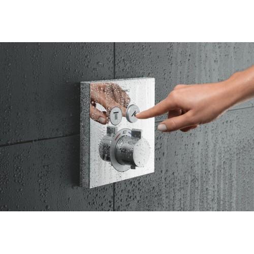 фото - Термостат hansgrohe ShowerSelect для душа 15763000
