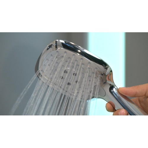 фото - Ручний душ hansgrohe Raindance Select E150 3jet 26550400