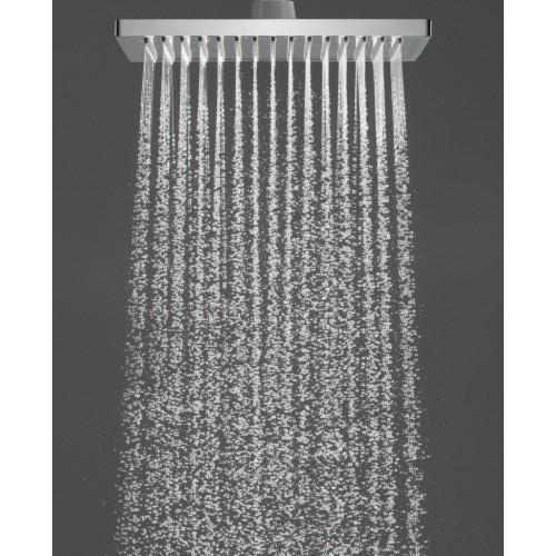 фото - Верхній душ hansgrohe Crometta E 240 1jet EcoSmart 26727000