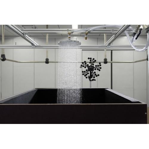 фото - Верхній душ hansgrohe Raindance S 240 Air 1jet стельовий, хром 27477000