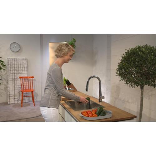 фото - Смеситель hansgrohe Talis S для кухонной мойки 72813000