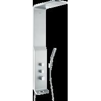 Душова панель hansgrohe Raindance Lift 180 2jet з термостатом, матовий хром 27008000