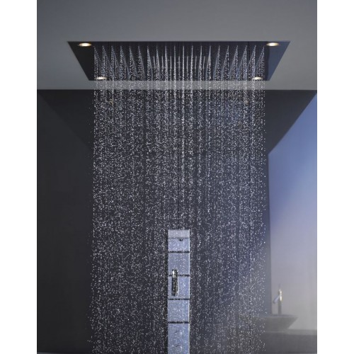 фото - Верхний душ hansgrohe Raindance Rainmaker 680 с подсветкой, хром 28418000